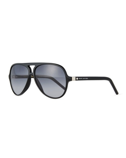 Marc Jacobs  - Gradient Plastic Aviator Sunglasses
