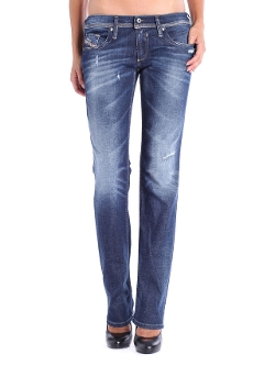 Diesel - Regular Straight Denim Jeans
