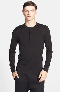 Helmut Lang - Henley T-Shirt