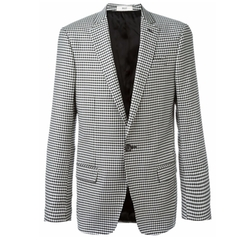 Bally   - Checked Blazer