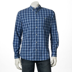 Urban Pipeline - Checked Button-Down Shirt - Men