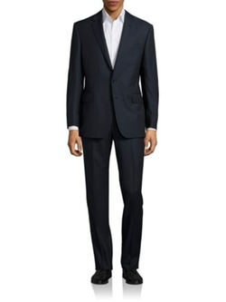 Polo Ralph Lauren  - Connery Two-Button Wool Suit