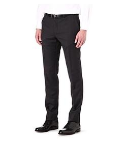Corneliani - Regular-Fit Tapered Wool Trousers