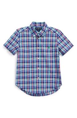 Ralph Lauren - Button Down Plaid Shirt