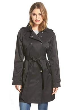 DKNY - Double Breasted Trench Coat