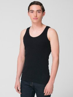 American Apparel - Rib Tank Top