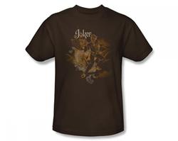 Batman - Joker Explosion Adult T-Shirt