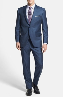 Peter Millar  - Flynn Classic Fit Wool Suit