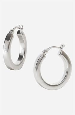 Argento Vivo  - Small Hoop Earrings