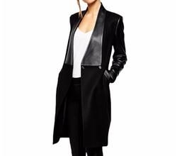 Krralinlin  - Womens Winter Wool Coat