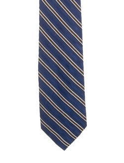 Luciano Barbera  - Silk Stripe Necktie
