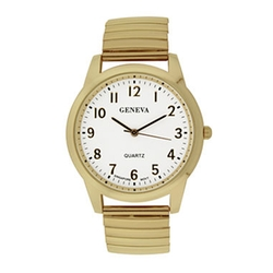 JC Penney - Expansion Strap Watch