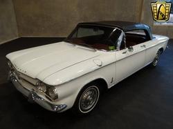 Chevrolet  - 1964 Corvair Convertible