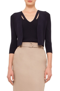 Akris Punto  - Crop Cardigan