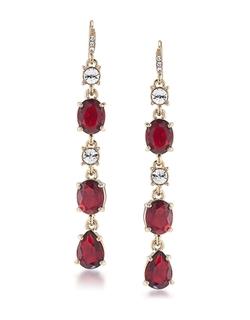 Carolee - Linear Drop Earrings
