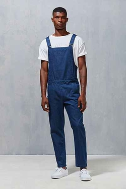 Shades Of Grey By Micah Cohen  - Denim Overall