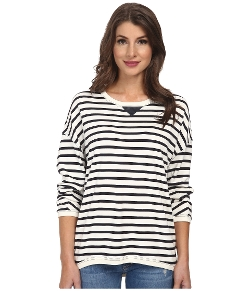 G-Star - US Isyd Stripe Long Sleeve T Shirt