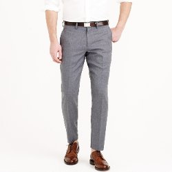 J. Crew - Bowery Slim Pants In Wool