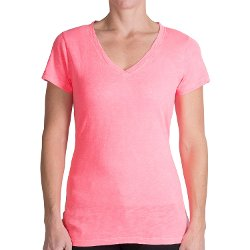 Dylan - Silky Slub Slub Cotton T-Shirt