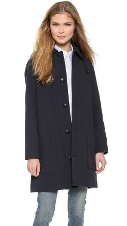 A.P.C. - Manteau Ecole Coat