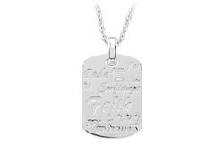 Fine Jewelry Vault - Rhodium Plate Necklace