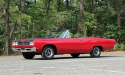 Plymouth  - 1969 Roadrunner Convertible Car