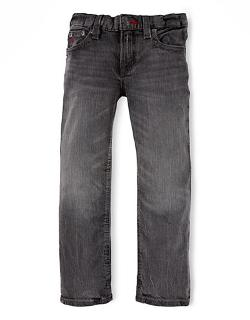 Ralph Lauren Childrenswear  - Boys  Saville Dark-Wash Jeans