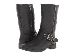 Pink & Pepper  - Synthetic Leather Thunder Boots