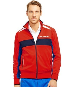 Polo Sport - Colorblocked Track Jacket