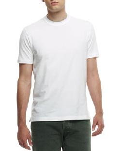 Brunello Cucinelli  - Short-Sleeve Crew Tee