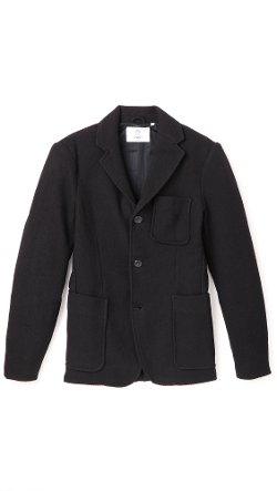 CWST  - Wool Utility Blazer