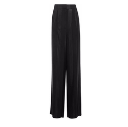 Topshop - Satin Wide Leg Trousers