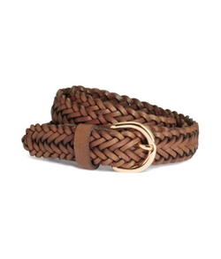 H&M - Braided Leather Belt