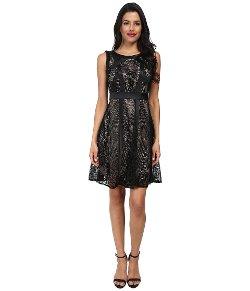 Julia Jordan  - Night Out Fit & Flare Dress