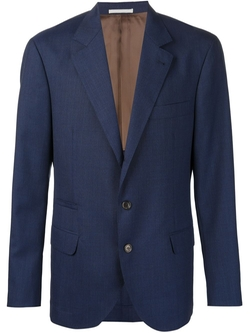 Brunello Cucinelli   - Notched Lapel Blazer
