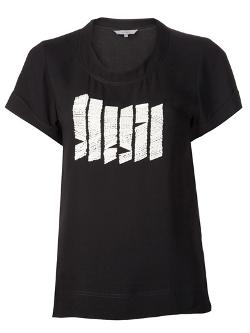 MAIYET - Bead Knot T-shirt