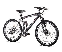 GMC - Topkick Dual-Suspension Mountain Bike by GMC