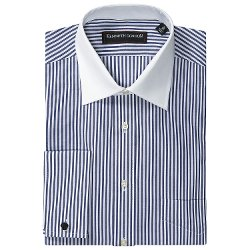 Kenneth Gordon  - Bengal Stripe Dress Shirt