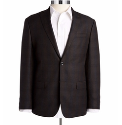 Michael Kors - Two-Button Wool Blazer