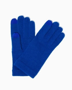 Charming Charlie - Text Tip Color Gloves