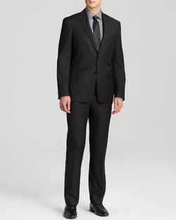 John Varvatos Star Usa Luxe - Luxe Solid Suit