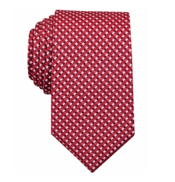 Perry Ellis - Landon Textured Check Classic Tie