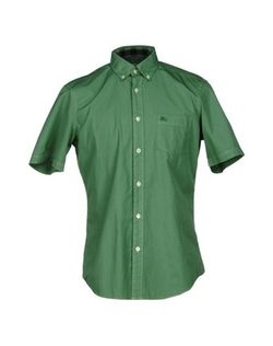 Burberry Brit - Solid Color Shirt