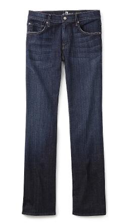 7 For All Mankind  - Brett Stretch Boot Cut Jeans