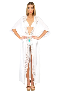 Caffe Swimwear - Womens Coverup