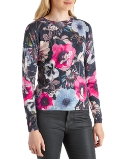 Ted Baker - Hatie Neon Poppy Sweater