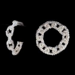 Michael Schmidt - Caviar Mesh Chain Link Bracelet