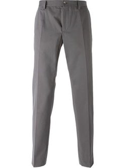 Dolce & Gabbana - Slim Tailored Trousers