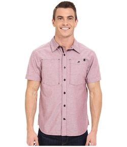 Black Diamond  - Short Sleeve Chambray Modernist Shirt