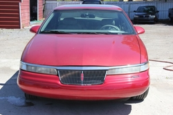 Lincoln  - 1996 Mark VIII Base Sedan